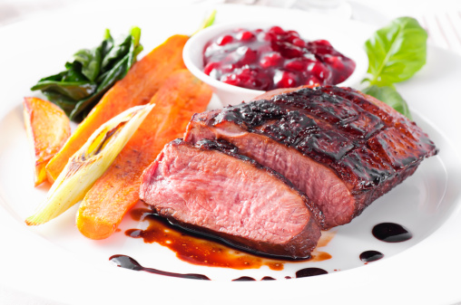 recipe: redcurrant jus for duck [37]